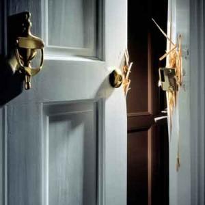 Doors to Prevent Break-ins