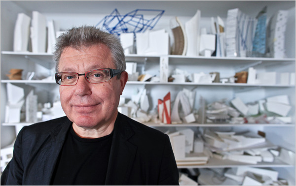 30 daniel libeskind - The Most Famous Architects
