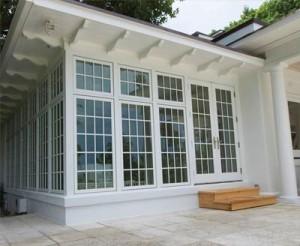 Stationary Window