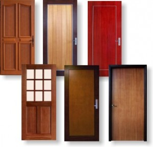 What Is The Difference Between A Panel Door And A Flush Door