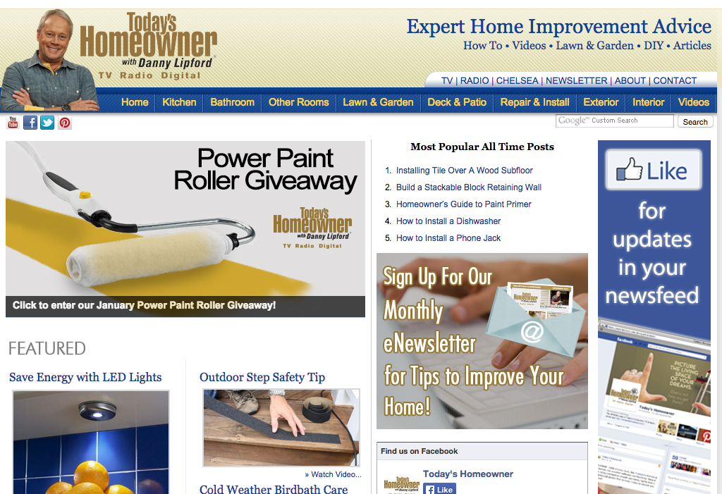 today-homeowner-home-improvement-blog