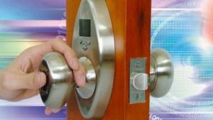 Lock and Door Knob