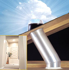 How energy efficient are tubular skylights for Tubular window design