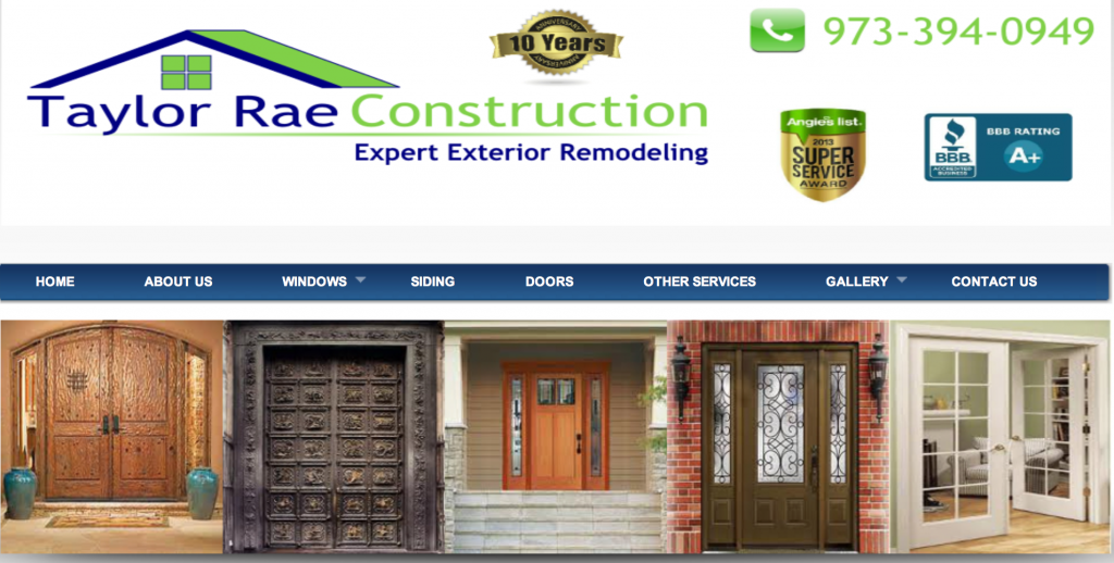 Taylor Rae Construction