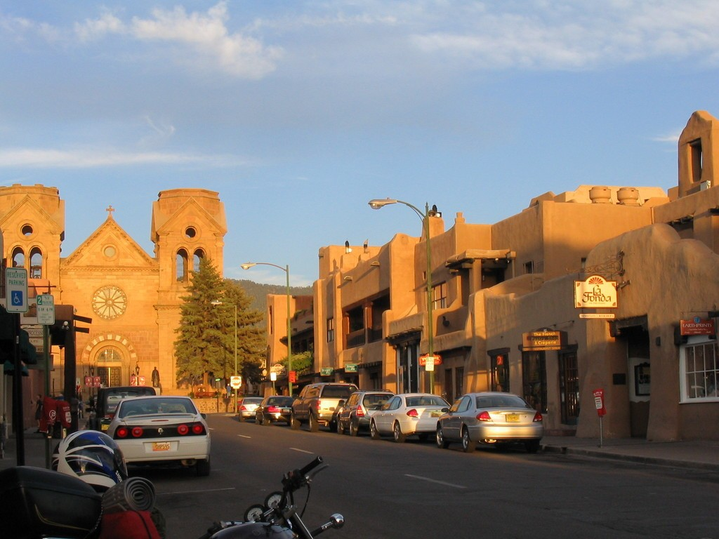 santa-fe-new-mexico-impressive-small-towns