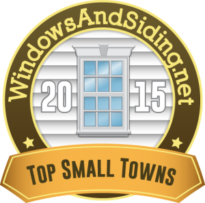 WindowsAndSiding.net - Top Small Towns