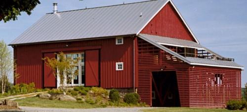 Blackburn Potomac River Barn Conversion