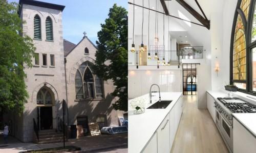 LincThelen Church Conversion