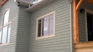 Horizontal Board Siding