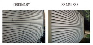 Siding Seams