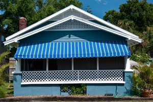 Repair an Awning