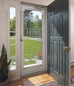How Do You Install A Storm Door