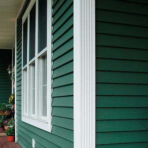 Weather Resistant Siding