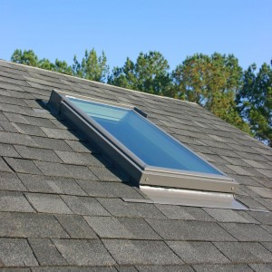 Deck Mounted Skylight