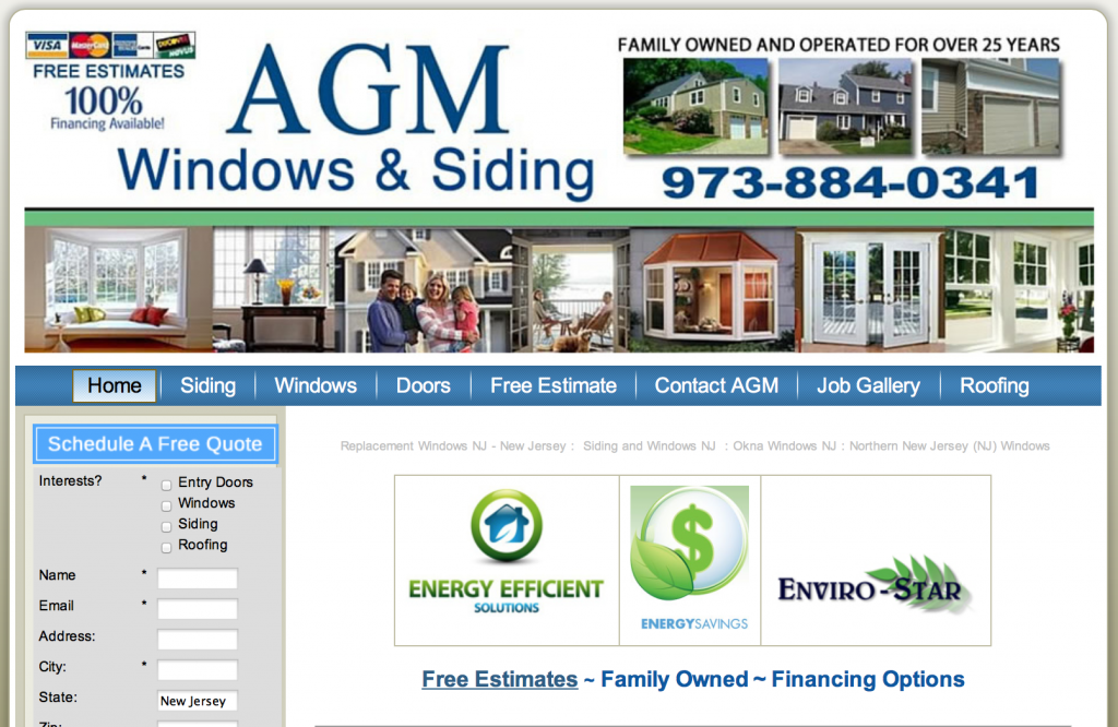 AGM Group Siding & Windows