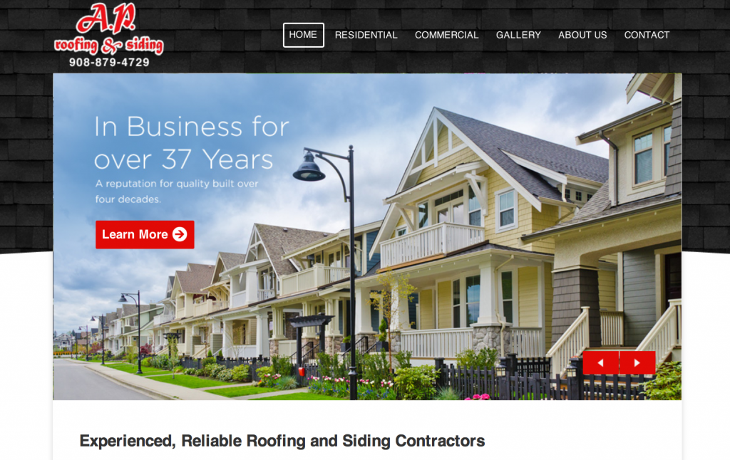 AP Roofing & Siding