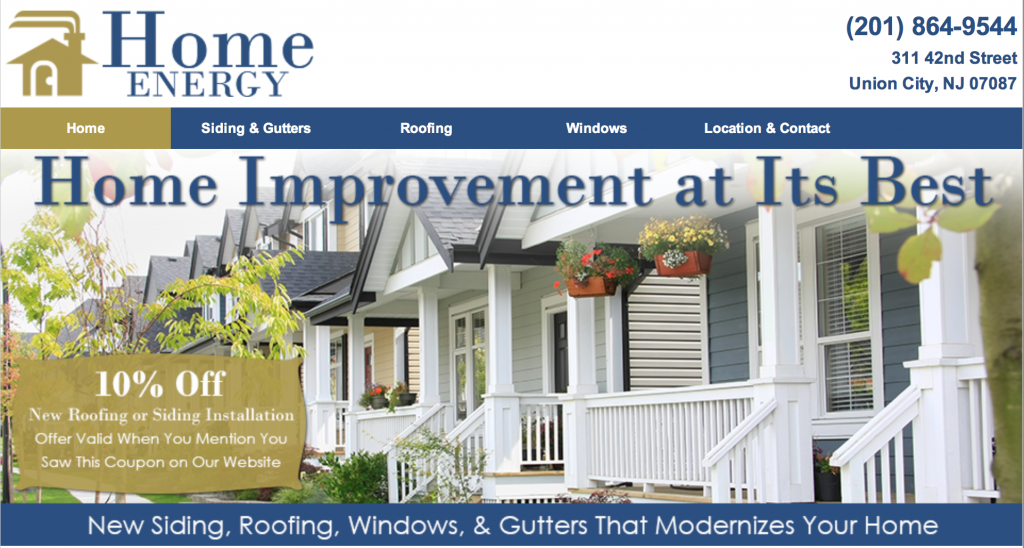Home Energy Improvement Contractors, Inc.