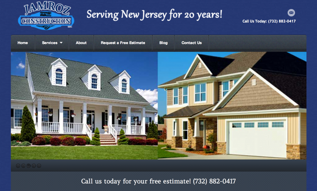 siding contractors union county nj