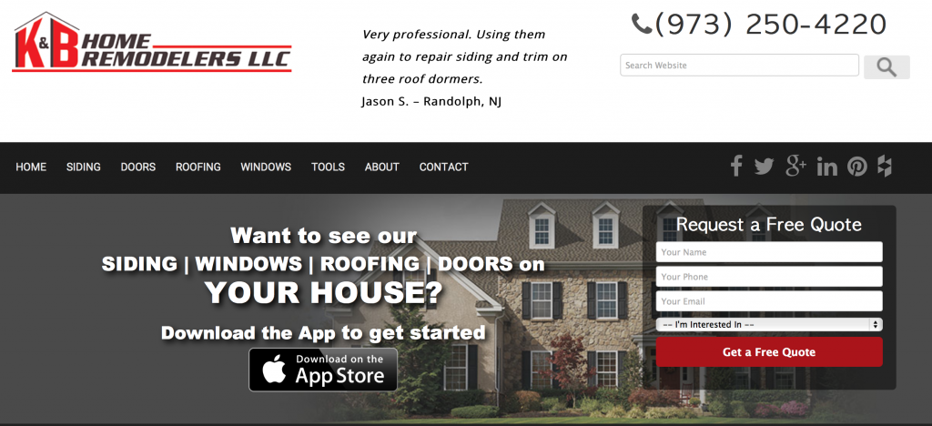 K & B Home Remodelers