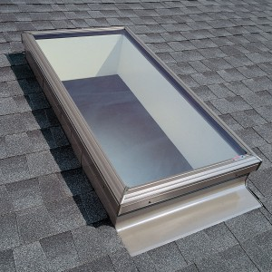 Curb-Mounted Skylight