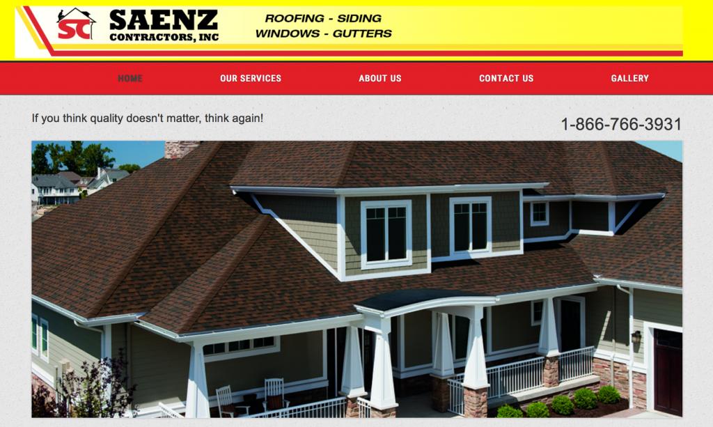 Saenz Contractors Inc.