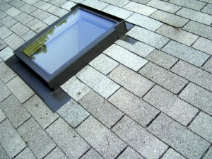 Deck-Mounted Skylight
