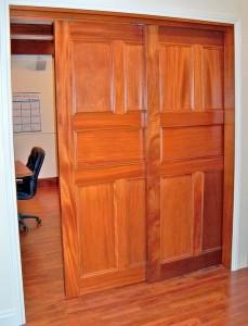 Bypass Door