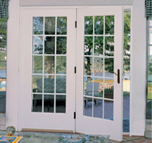 Hinged doors 10 top pivot doors center hinged door by for Center hinged patio doors