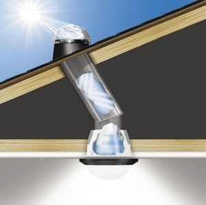 Tubular Skylight length
