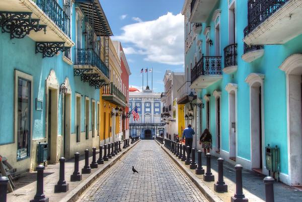 Old-San-Juan-Puerto-Rico-impressive-small-towns