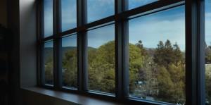 compression glazing