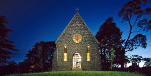Glenlyon Church