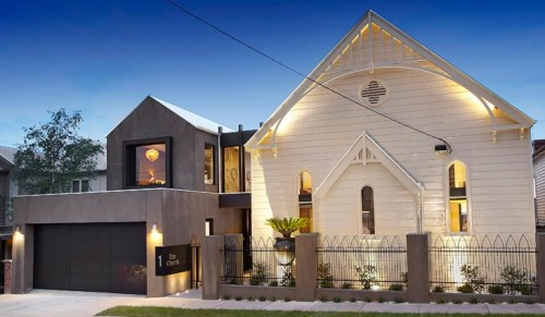 Hudson St. Conversion