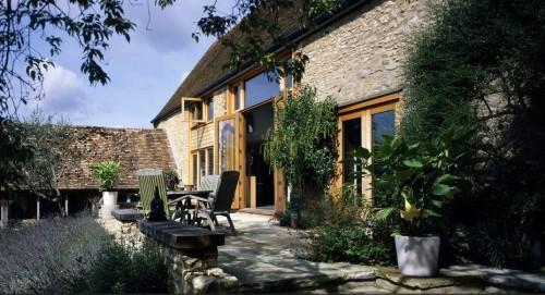 Whistler's Barn